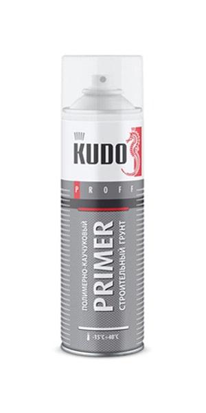 KUDO Primer Универсальный строительный грунт для полимерно-каучуковых материалов