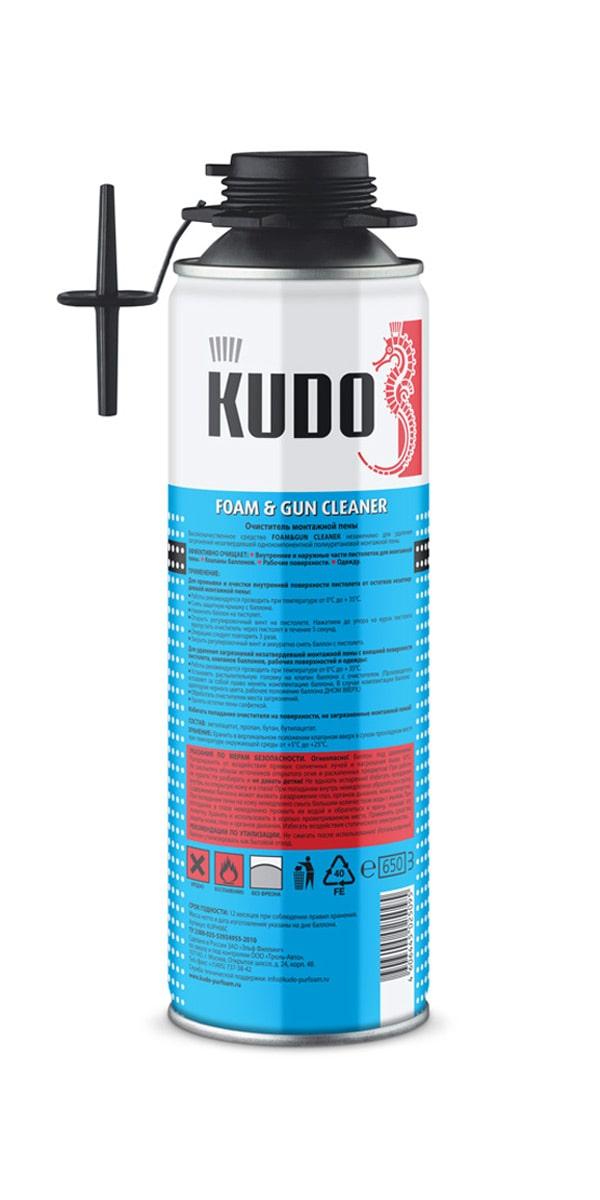 Очиститель монтажной пены HOME FOAM&GUN CLEANER - 2