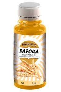 Пшенично-желтый колер Safora