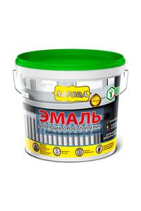 Эмаль для радиаторов отопления и металлоконструкций - Safora