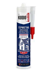 Герметик силиконизированный универсальный KUDO - 280ml