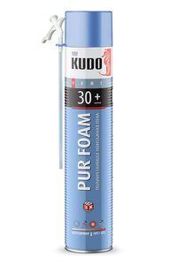 Пена монтажная бытовая  всесезонная KUDO HOME 30+
