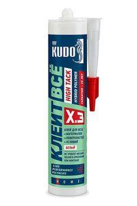 KUDO «КЛЕИТ ВСЁ» HIGH TACK с высокой первоначальной адгезией KX-3W