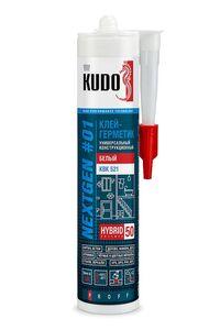 Клей-герметик NEXTGEN конструкционный на основе гибридных полимеров KUDO