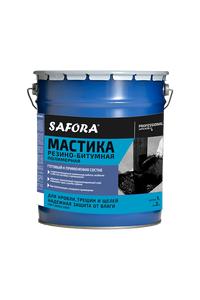 Мастика Safora - Мастика резиновая полимарная битумная