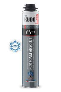 Пена монтажная профессиональная зимняя KUDO PROFF 65++ ARKTIKA NORD Vesta Company