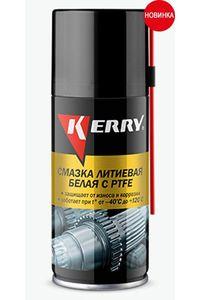 Vesta Company Kerry smazka-litievaya-belaya-s-ptfe