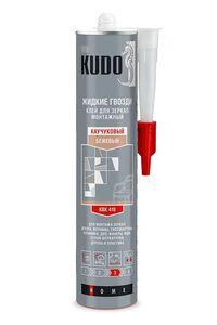 Универсальный монтажный клей для зеркал на каучуковой основе «жидкие гвозди» KBK 410